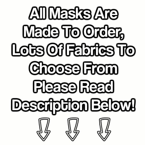 Washable Reusable Adult Fabric Face Covering Face Mask With £1 Donation To Dementia UK Kind Shop 4
