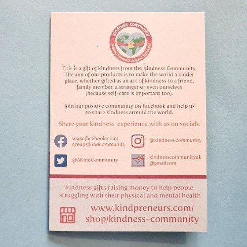 Kindness community Leaflet