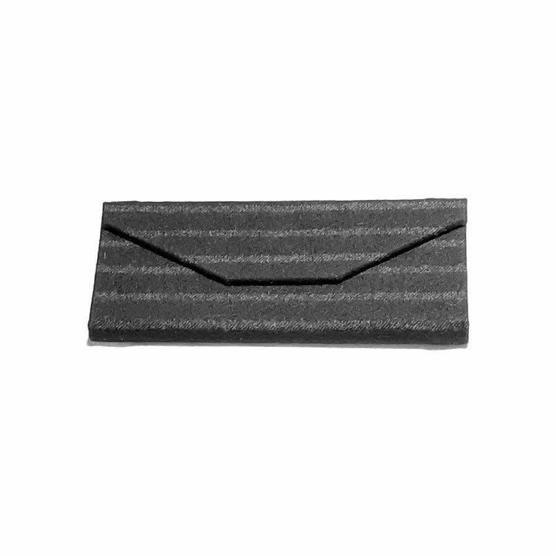 Black stripe glasses case Kind Shop 4