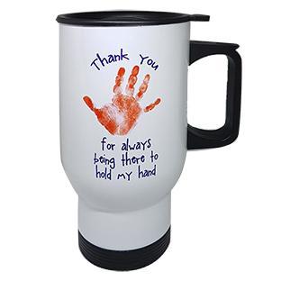 Reusable Coffee Travel Mug - Personalised