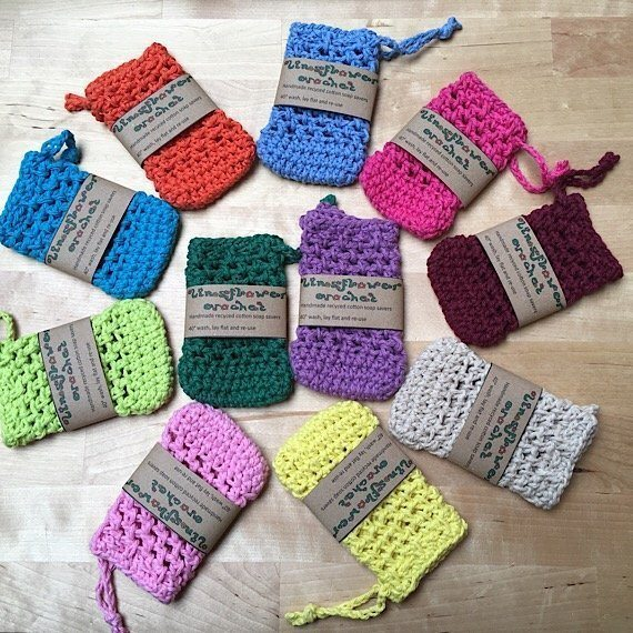 Recycled Shower Mitt Kind Shop 4