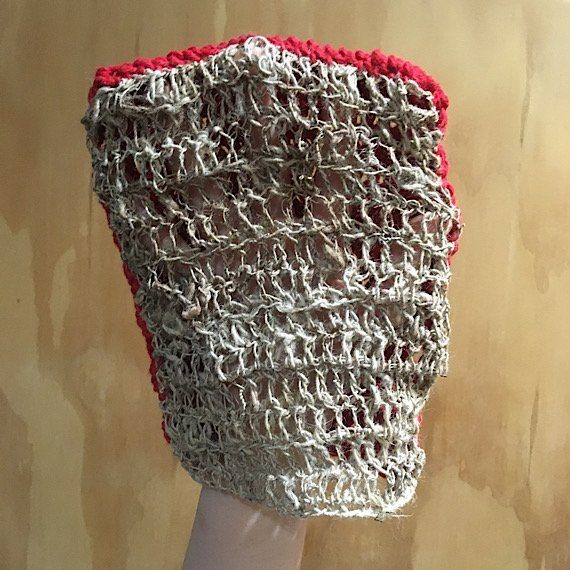 Recycled Shower Mitt Kind Shop 3