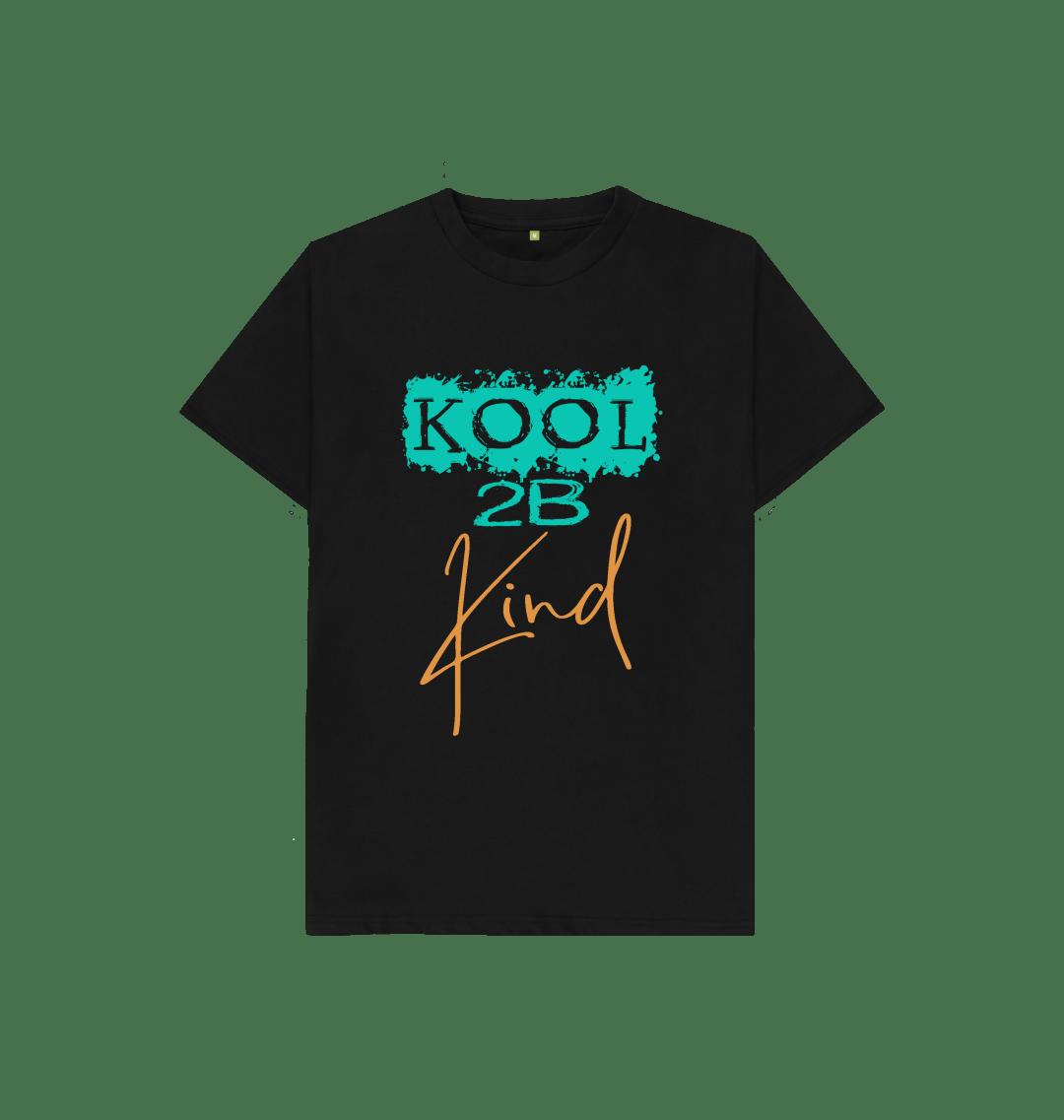 Kool 2B Kind Kids Sustainable Organic Cotton T Shirt (Various colours) Kind Shop 2