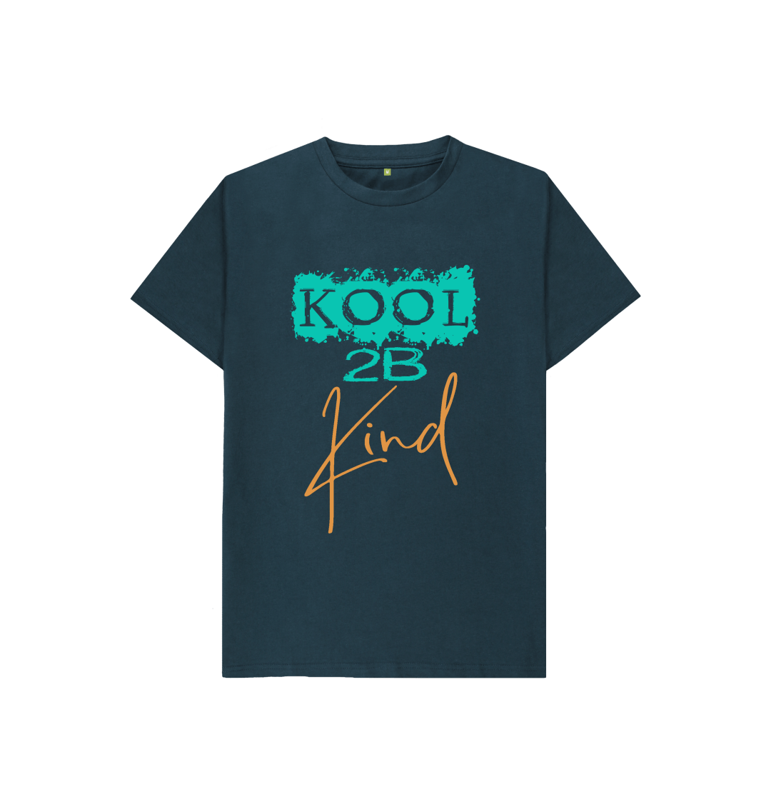 Cool to be Kind T Shirt Kids