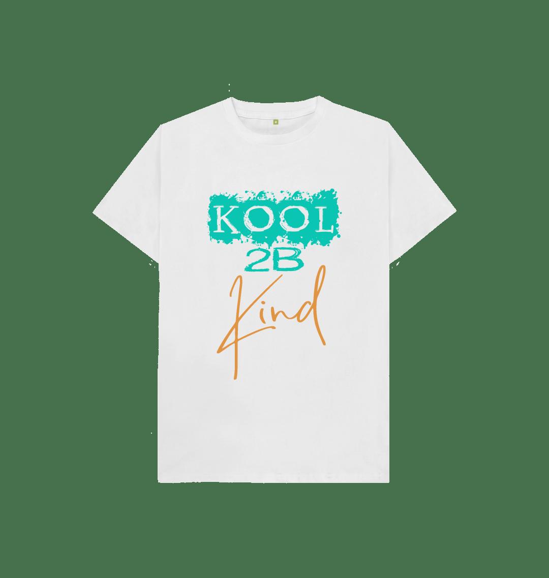 Kool 2B Kind Kids Sustainable Organic Cotton T Shirt (Various colours) Kind Shop 3
