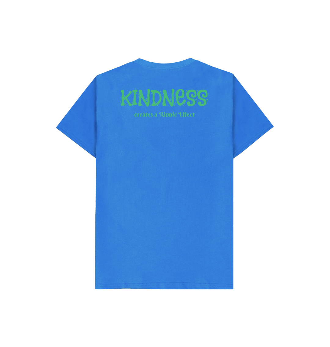 The Ripple Effect of Kindness Kids Tee (Various Colours) Kind Shop 10