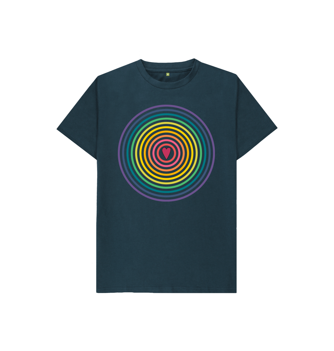 The Ripple Effect of Kindness Kids Tee (Various Colours) Kind Shop