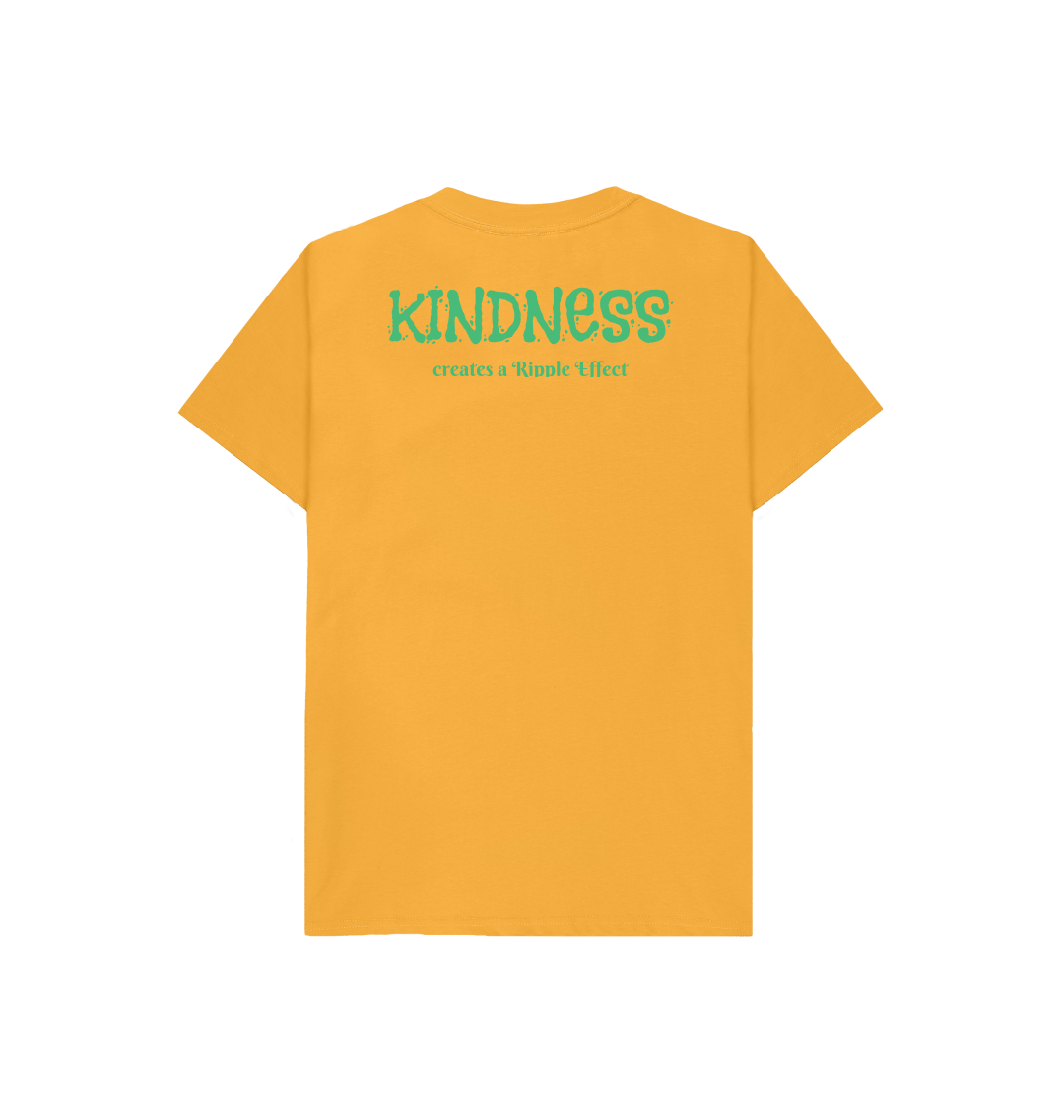 The Ripple Effect of Kindness Kids Tee (Various Colours) Kind Shop 8