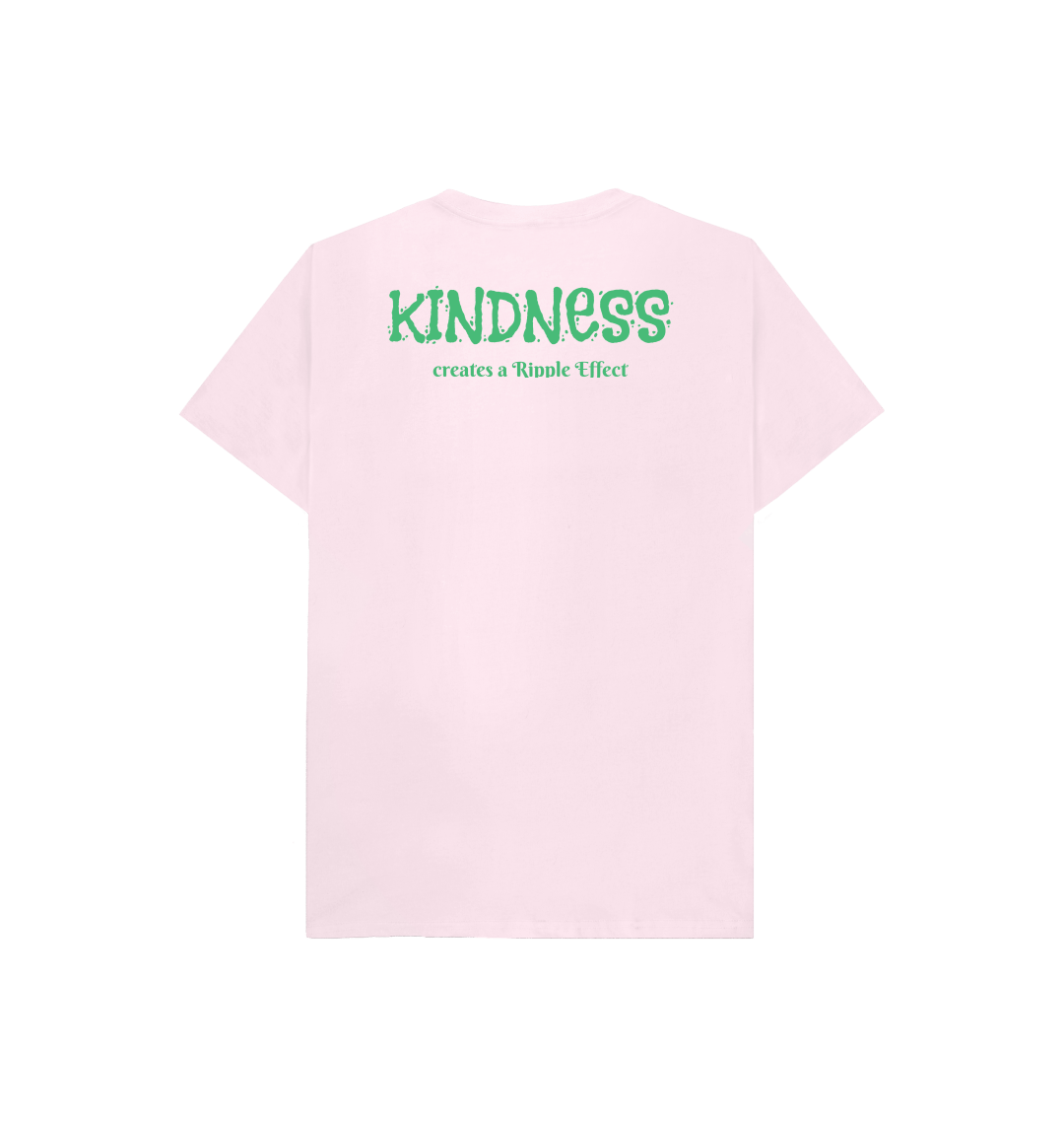 The Ripple Effect of Kindness Kids Tee (Various Colours) Kind Shop 4