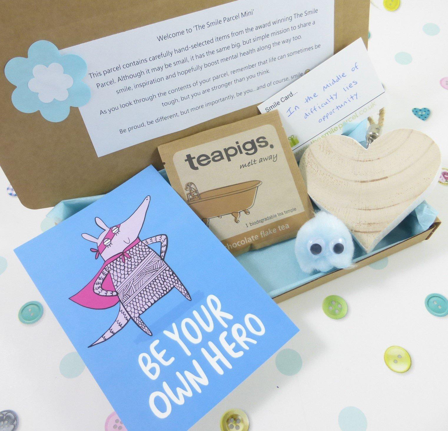 Self care box gift
