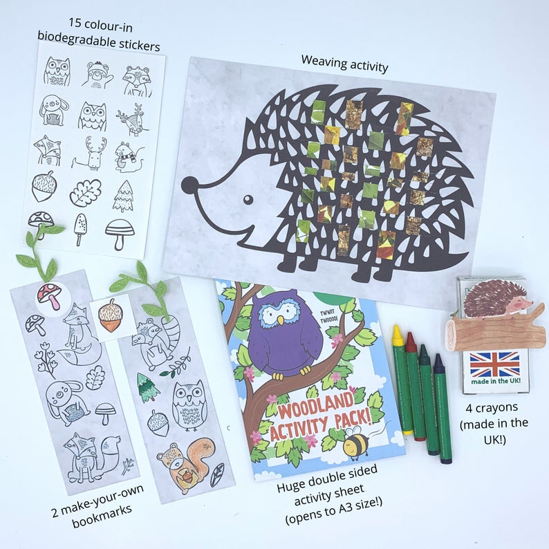 activity packs for kids craft