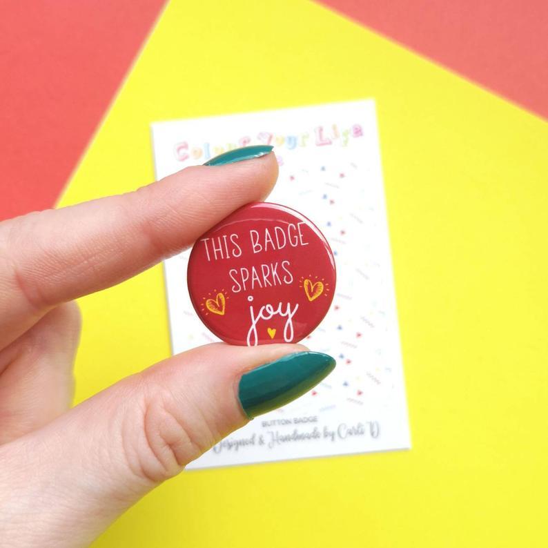 Christmas Stars, Letterbox Friendly, Pick Me Up Gift – The Smile Parcel Mini Kind Shop 6