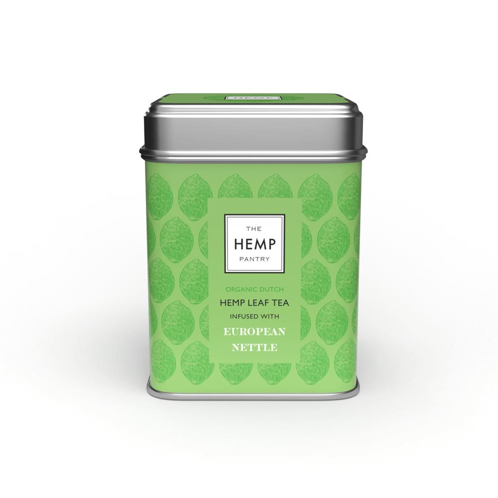 ORGANIC HEMP & NETTLE TEA (50g) Loose Leaf Kind Shop