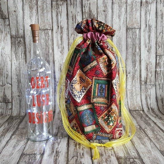 Honey Bears Eco-Friendly Reusable Drawstring Gift Bag Storage Bag Kind Shop 3