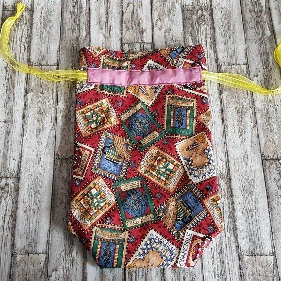 Honey Bears Eco-Friendly Reusable Drawstring Gift Bag Storage Bag Kind Shop 4