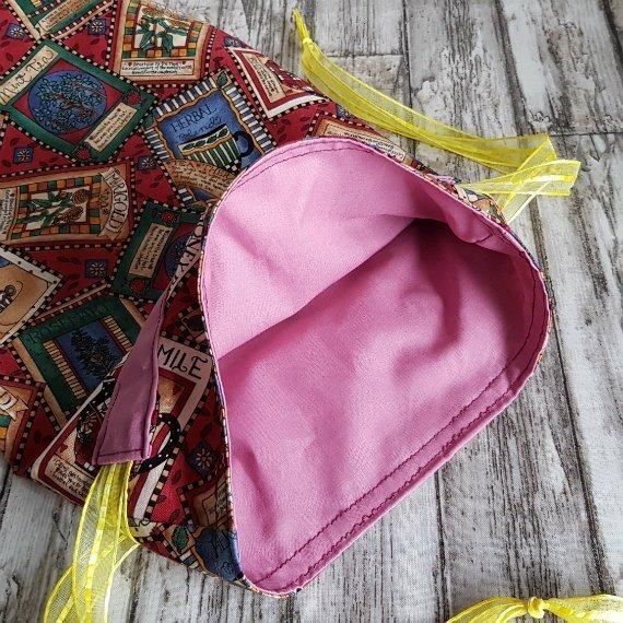 Honey Bears Eco-Friendly Reusable Drawstring Gift Bag Storage Bag Kind Shop 7