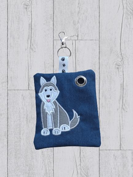 Husky Eco Plastic Free Dog Poo Bag Holder Kind Shop