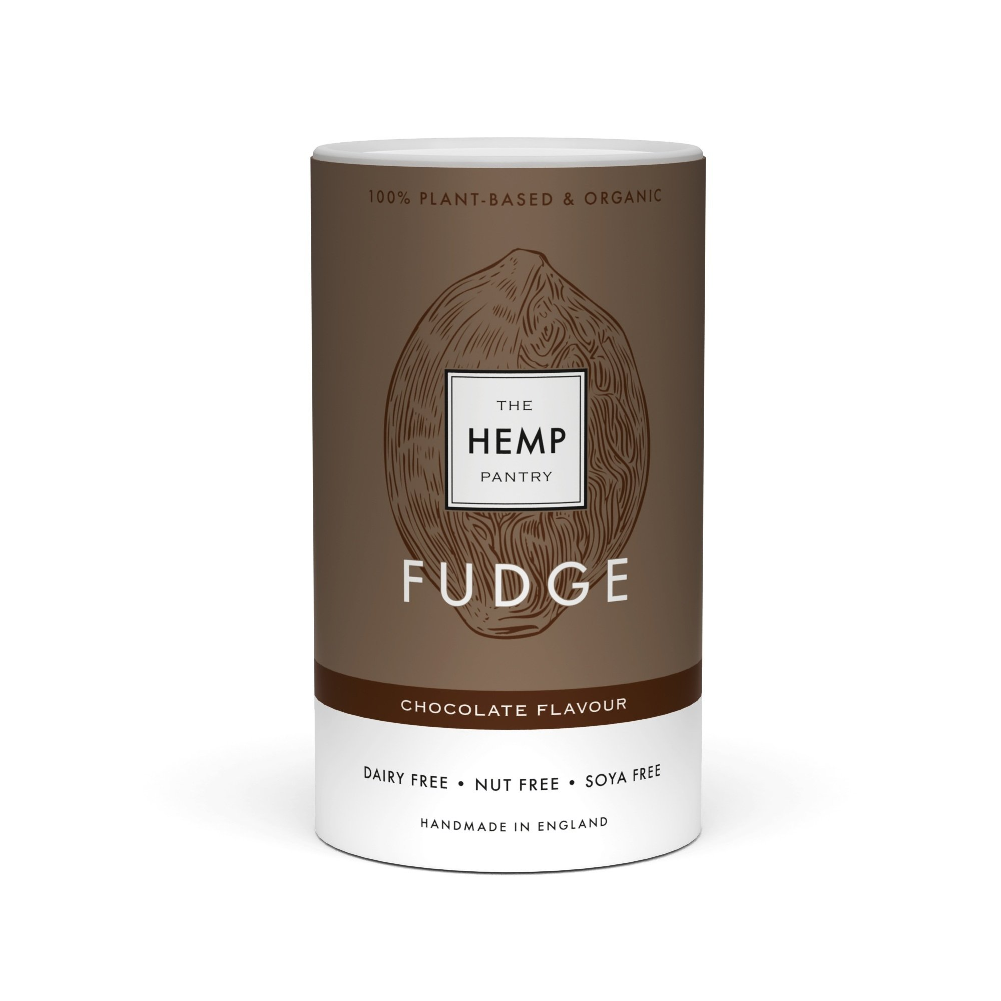 Organic Vegan Chocolate Fudge 175g Kind Shop