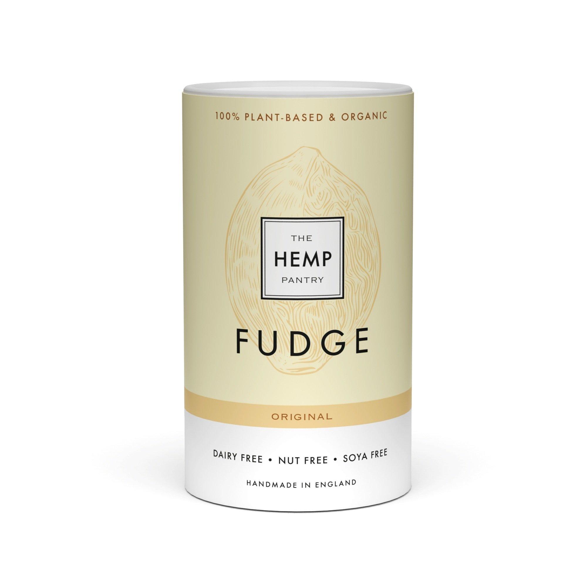Organic vanilla Vegan Fudge