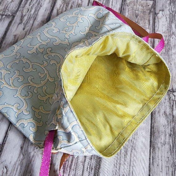Tribal Swirls Eco-Friendly Reusable Drawstring Gift Bag Storage Bag Kind Shop 7