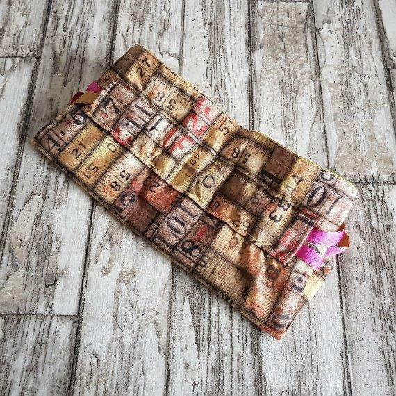 Vintage Rulers Eco-Friendly Reusable Drawstring Gift Bag Storage Bag 1 Kind Shop 8