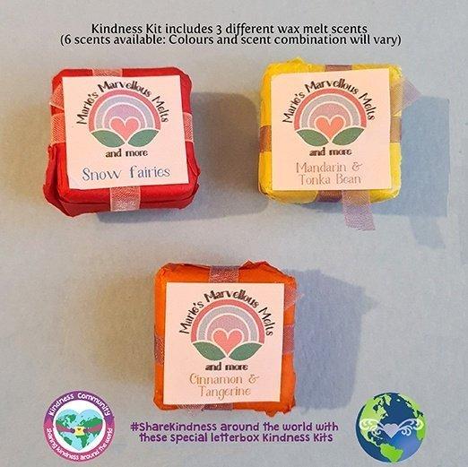 Wax melts kindness kit kindpreneurs