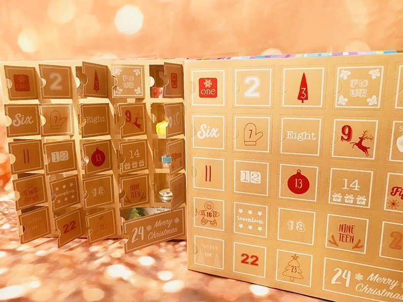 Beauty Advent Calendar Kind Shop