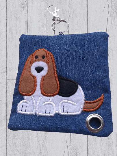 Basset Hound Eco Plastic Free Dog Poo Bag Holder Kind Shop 2
