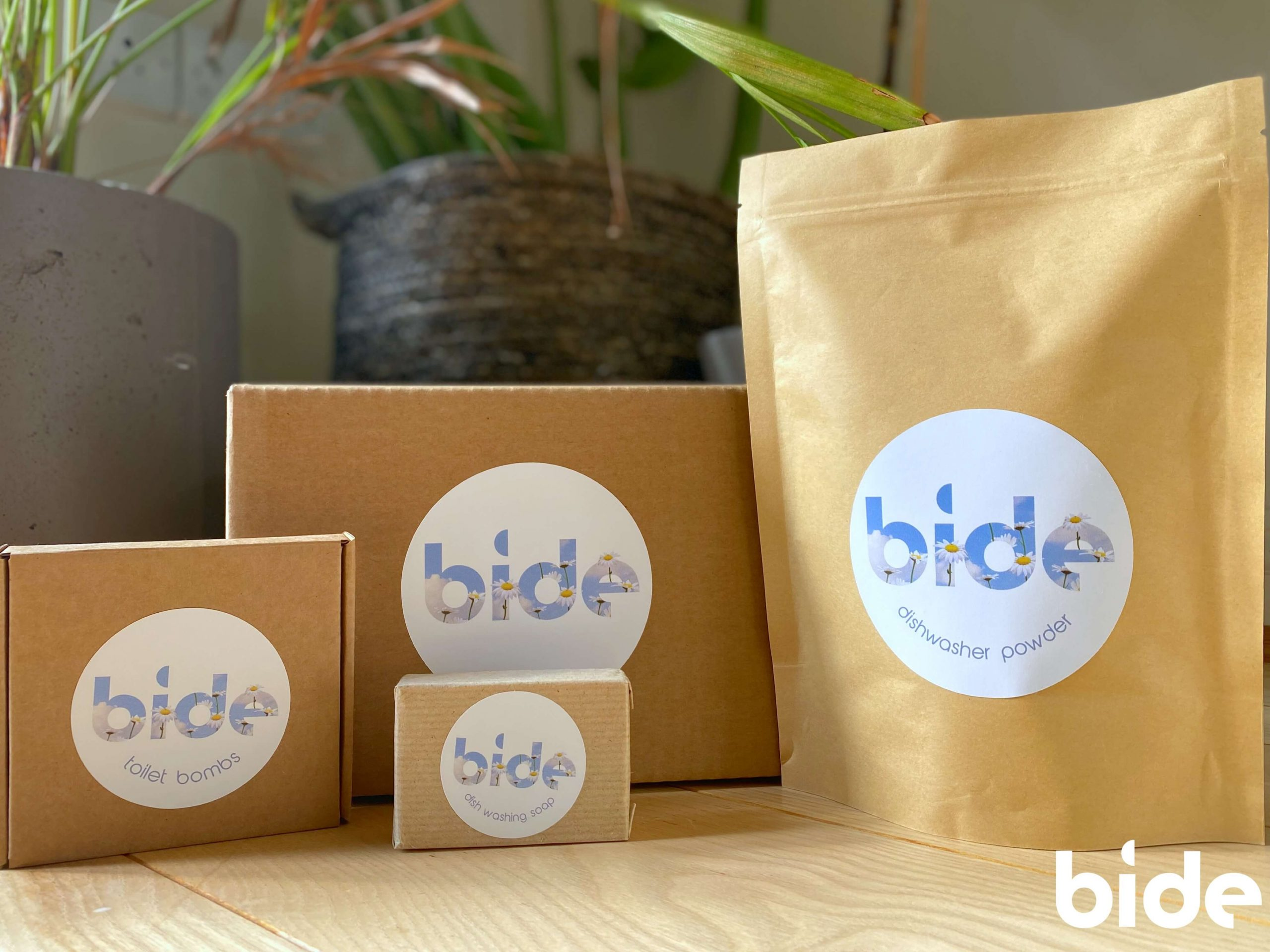 bide basics eco cleaning box Kind Shop