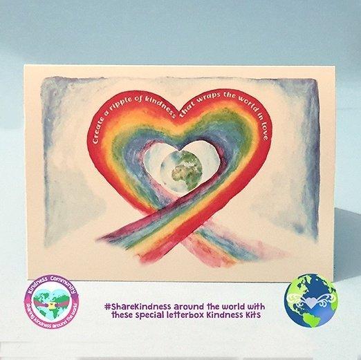 card ripples of kindness kindpreneurs
