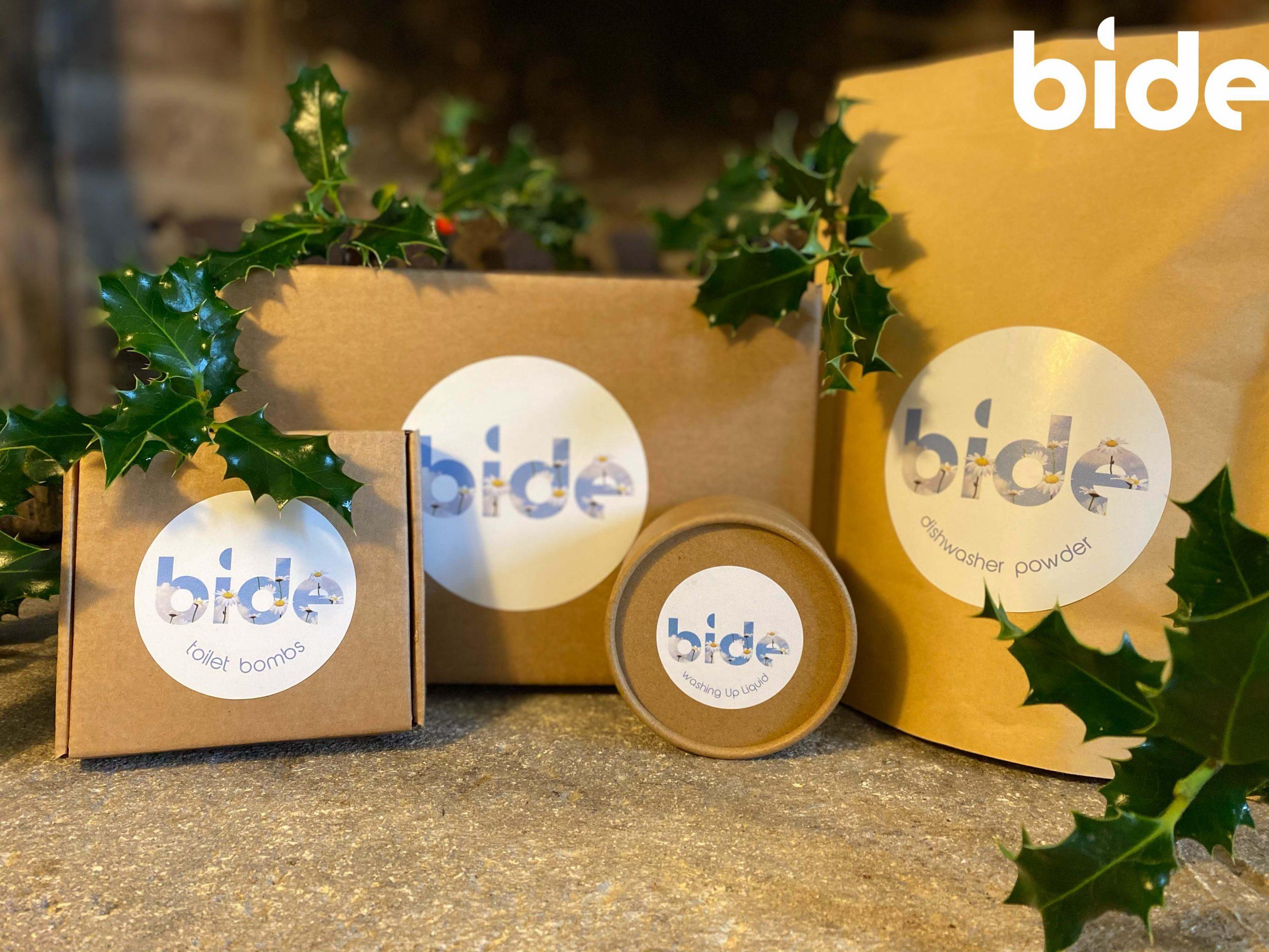 Christmas Eco Cleaning bide basics box Kind Shop