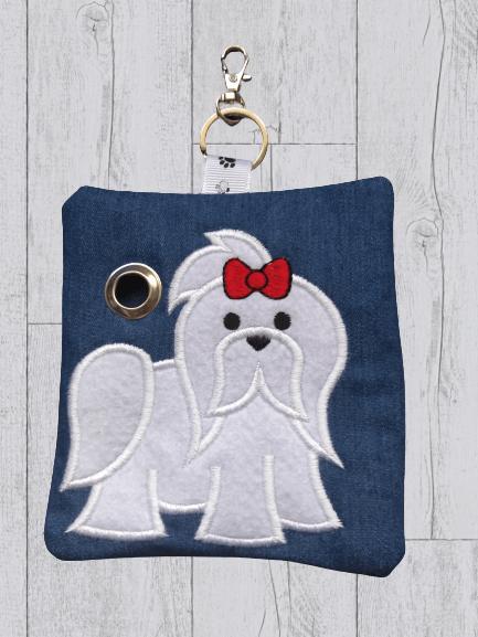Maltese Eco Plastic Free Dog Poo Bag Holder Kind Shop 2