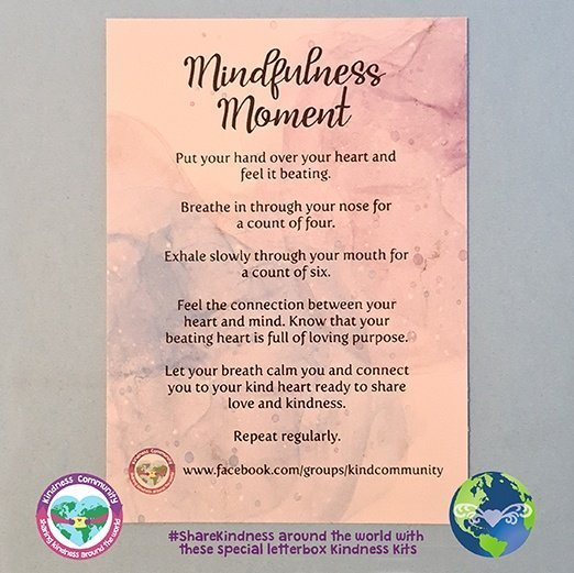 mindfulness moment heart purpose kindpreneurs