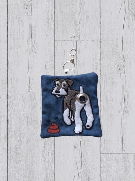 Schnauzer Eco Plastic Free Dog Poo Bag Holder Kind Shop