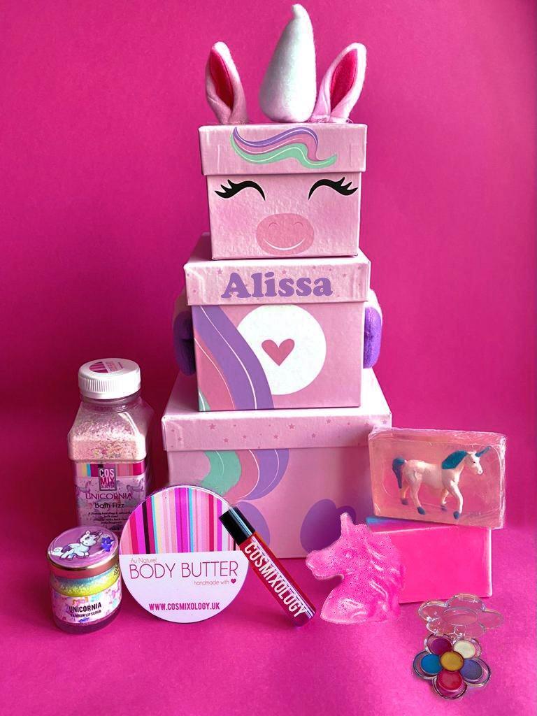 Customise Your Unicorn Gift Box Kind Shop