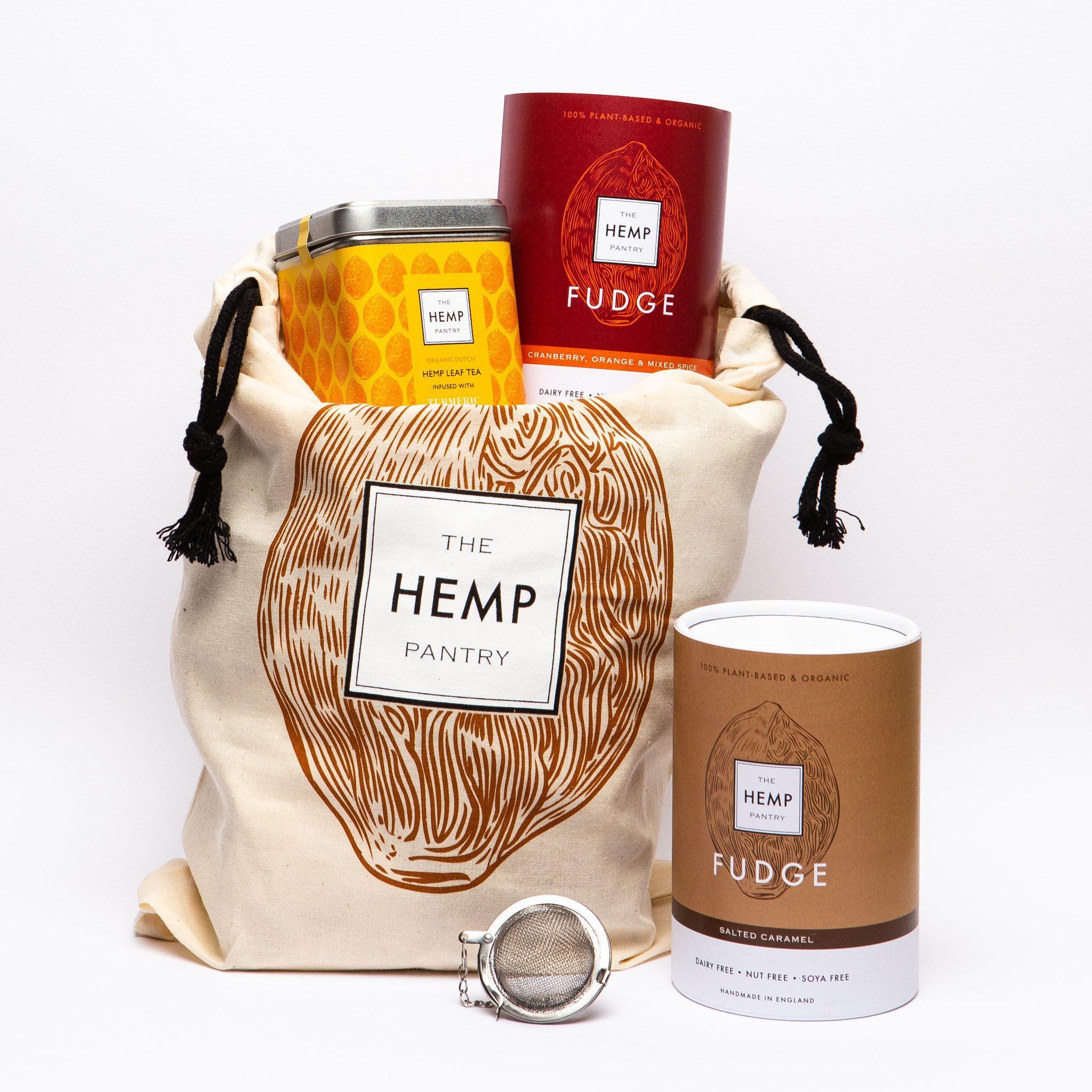 Vegan Food Gift Bag Kind Shop