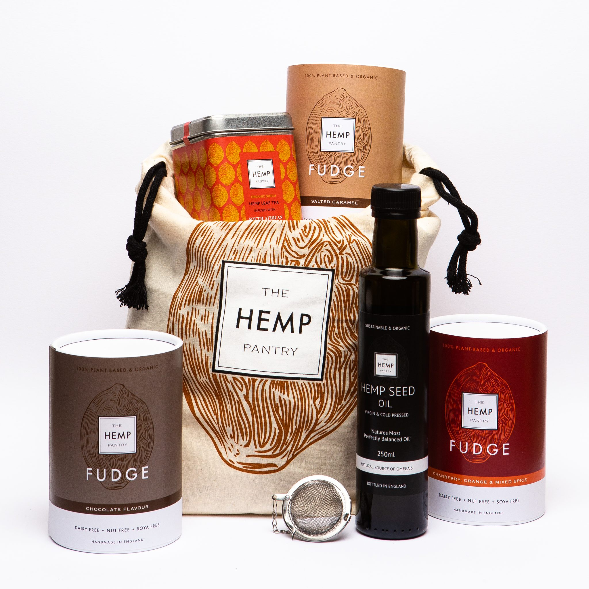 Vegan Food Gift Bag (Large) Kind Shop