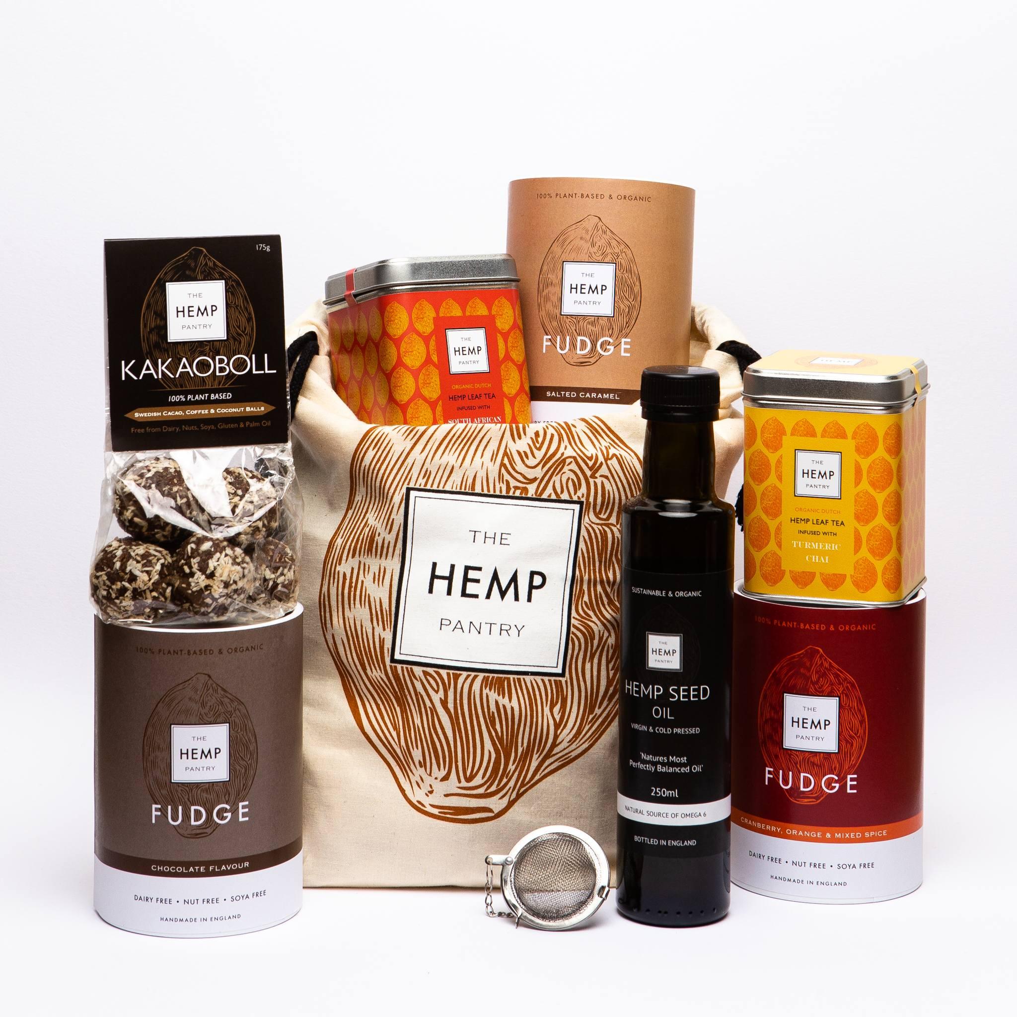 Vegan Food Gift Bag (Extra large) Kind Shop
