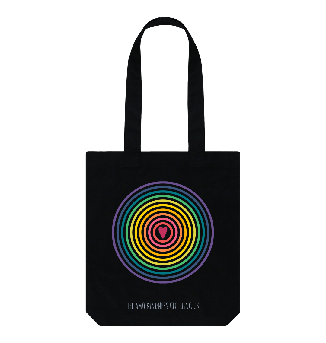 The Ripple Effect of Kindness Tote Shopper Bag