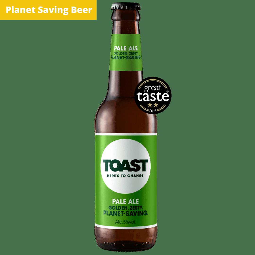 Toast Ale Pale Ale Bread Beer Vegan