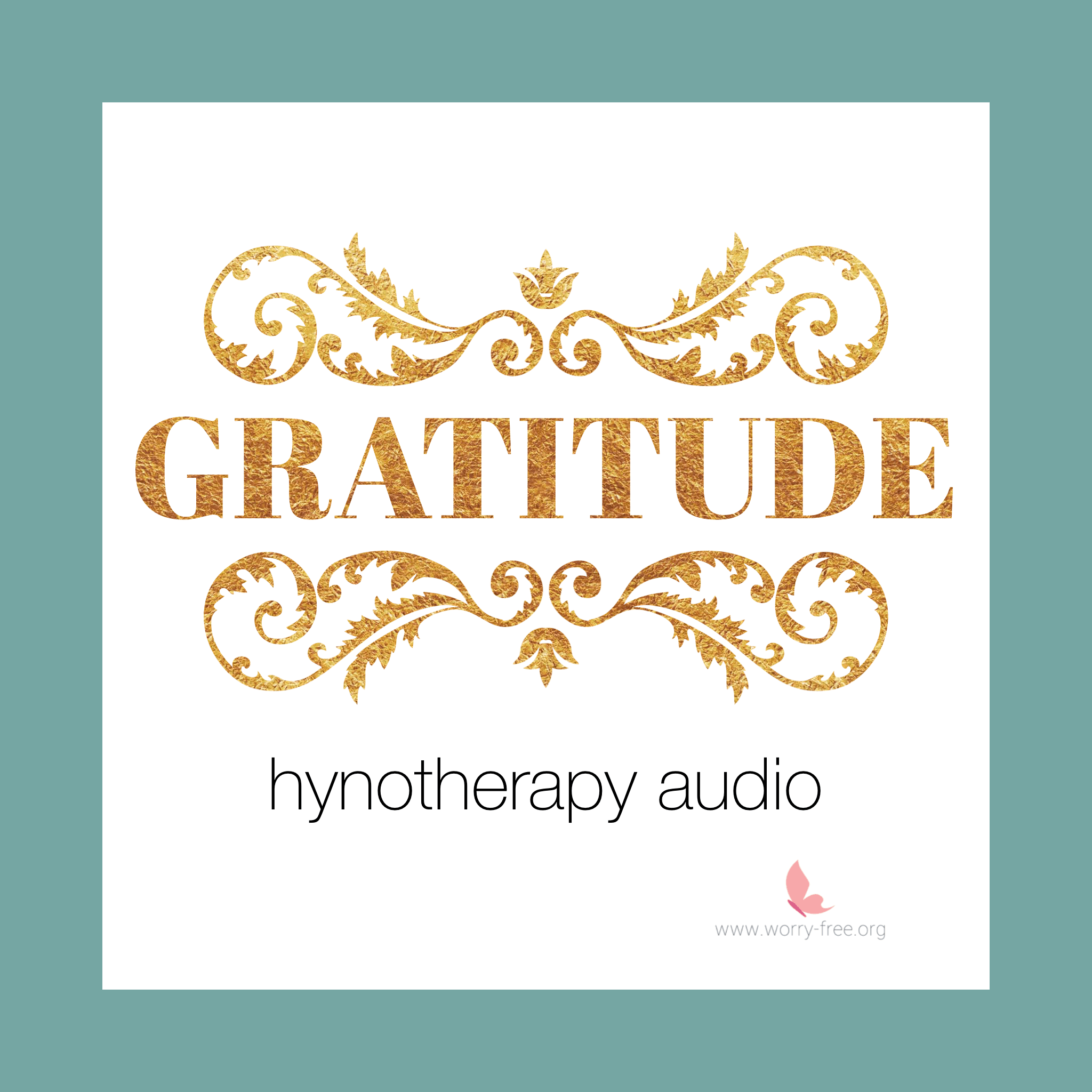 Gratitude – Hypnotherapy audio track Kind Shop