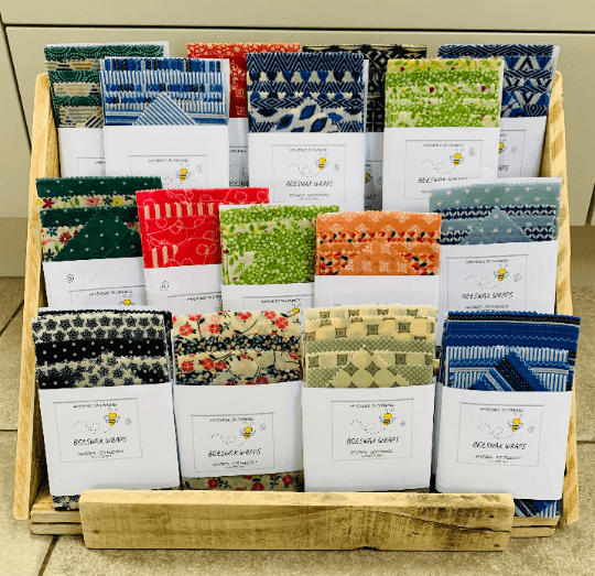 Beeswax Food Wraps Pack
