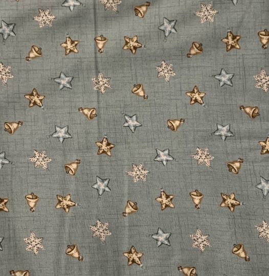 Set of 3 Reusable Christmas Fabric Gift Bags with Handles Active Kind Shop 5
