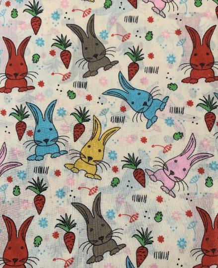Colourful Rabbits