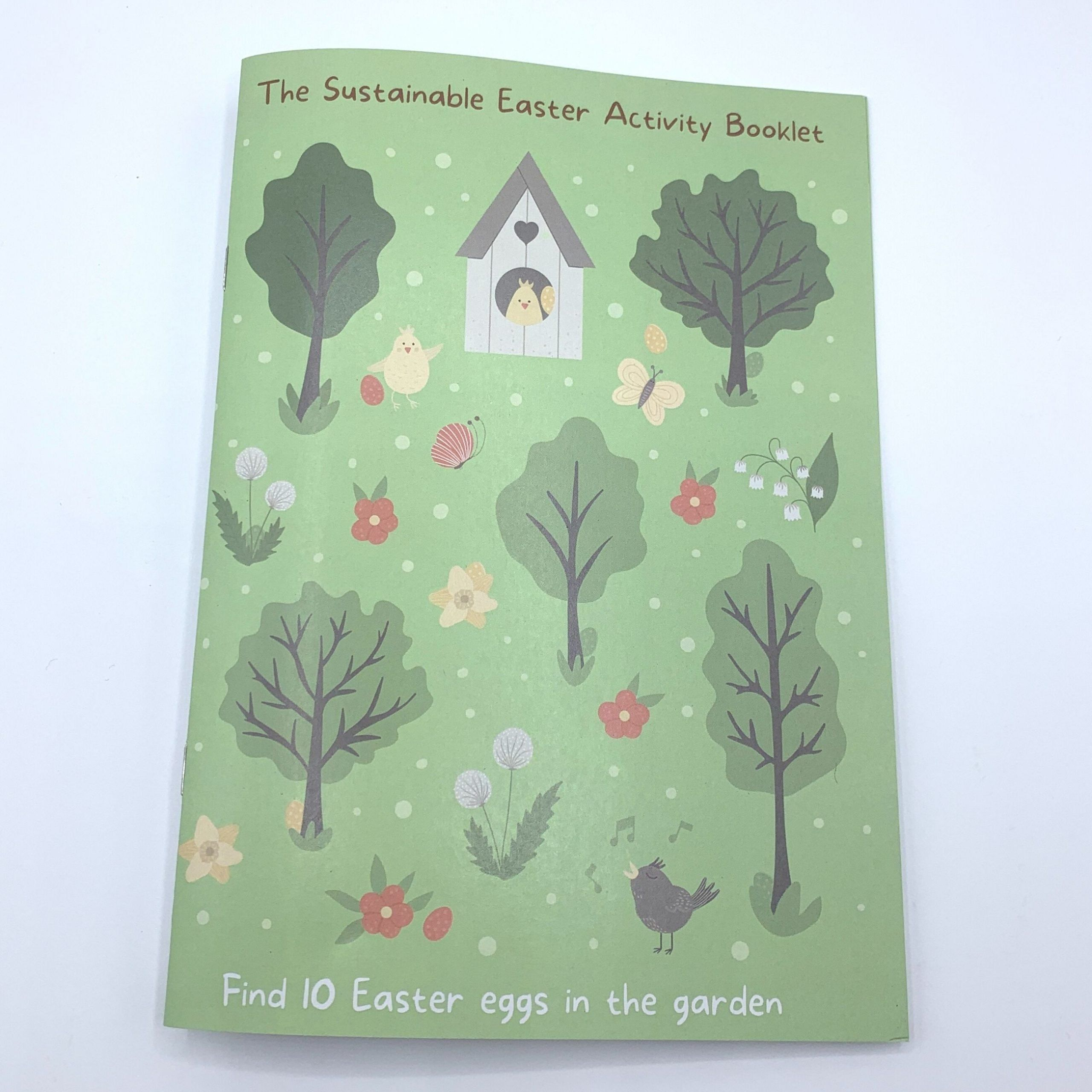 Easter Activity Booklet - Eco Friendl