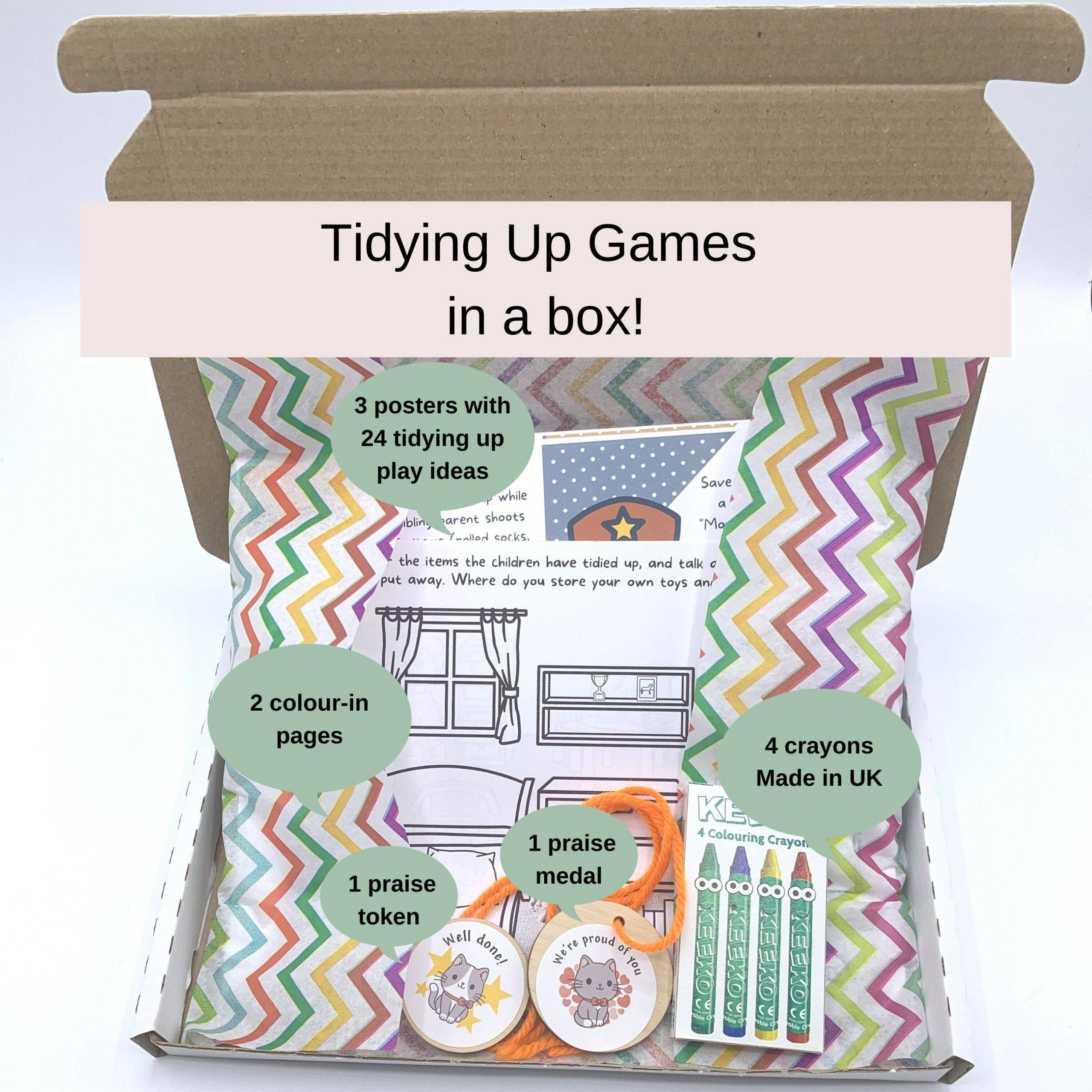 Tidying Up Games