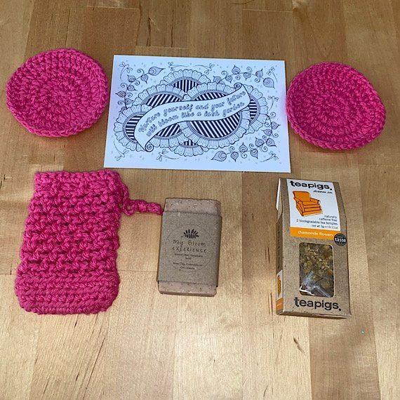 Positivi-TEA letterbox gift set – Three Kind Shop 2