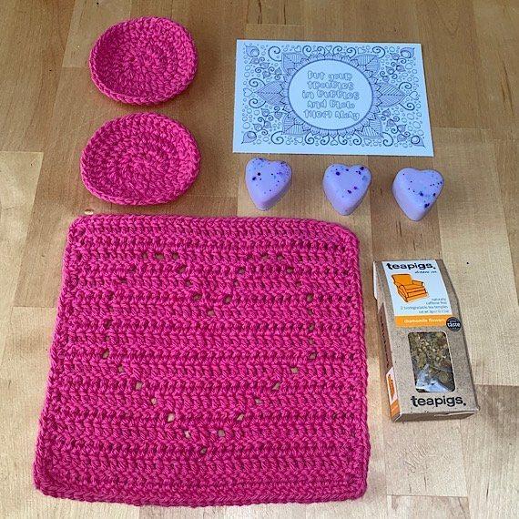 Positivi-TEA letterbox gift set – Two. Kind Shop 2