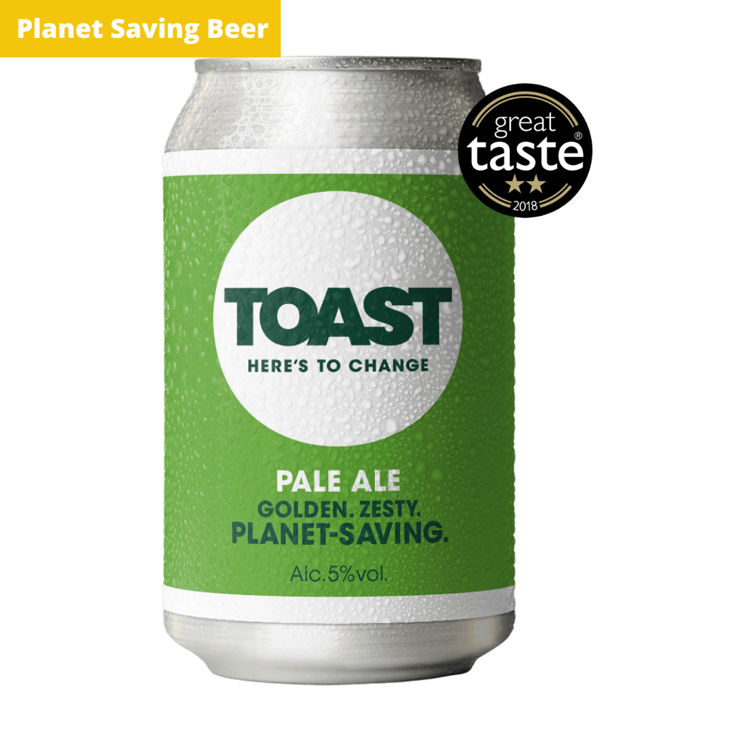 Toast Ale Canned Bread Beer Pale Ale
