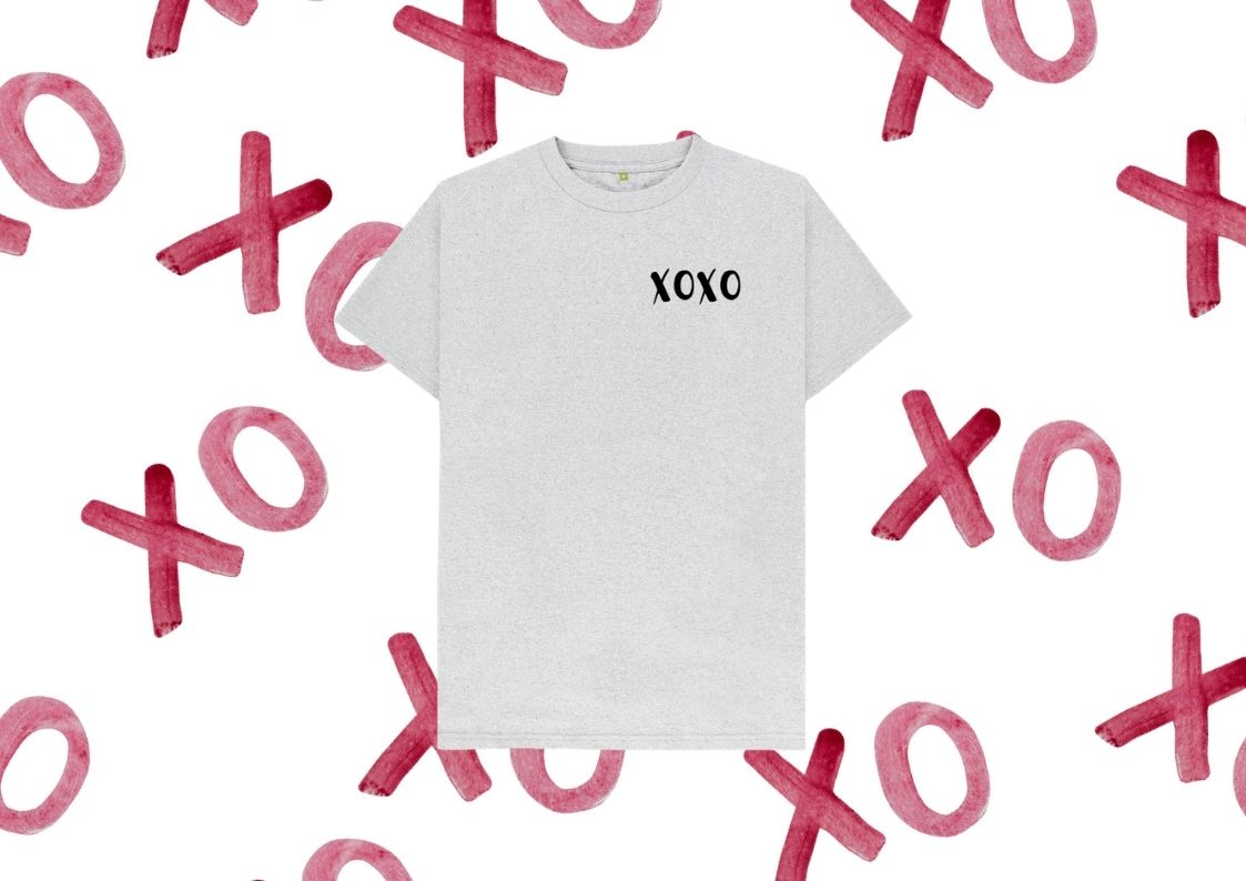 XOXO Mens Recycled Remill® T-shirt
